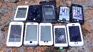 Top 10 Waterproof iPhone 6 Cases Test - Most Durable iPhone 6 Waterproof Case? thumbnail