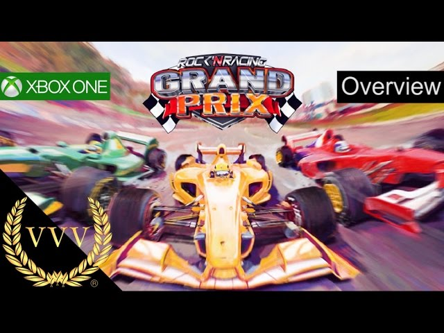 Grand Prix Rock 'N Racing Overview