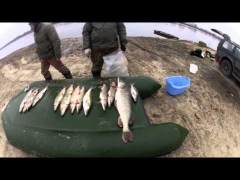 рыбалка на щуку на реке ока