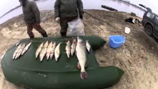 Рыбалка на щуку в Подмосковье , судак ,джиг на Оке - охота на монстров часть 0 сезона 2013 г..