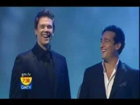 Il Divo When A Child Is Born Christmas Collection