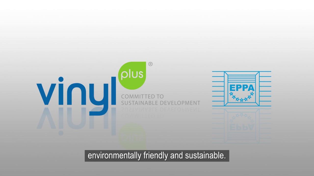 Post-consumer PVC Window Profile Recycling