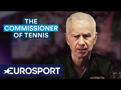 "McEnroe on the ""Clown"" Australian Tennis Players 