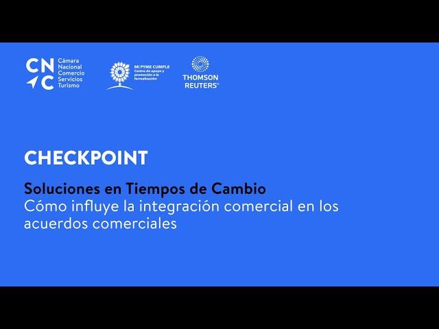 Checkpoint: Soluciones en Tiempos de Cambio.