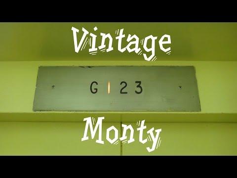 Vintage Montgomery and crappy Wheelchair elevators at 900 south washington Falls Church VA