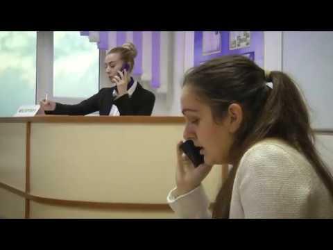 """Конкурсная работа по специальности """"Администратор гостиницы"""""""