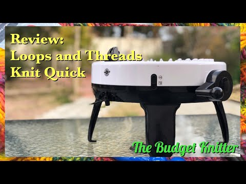 Repeat The Budget Knitter Reviews: Loops & Threads Woolike