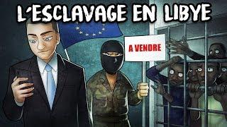 #LMPC7 - Le marché de l'horreur et de l'hypocrisie en Libye (esclavage)