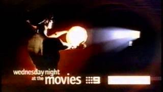 Channel Nine 'Wednesday Night at the Movies' intro 2002 [Better Sound]