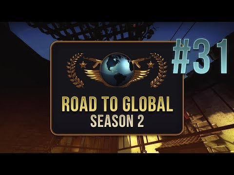 CARRYING A SILVER! - CS:GO Road to Global Season 2 Episode 31