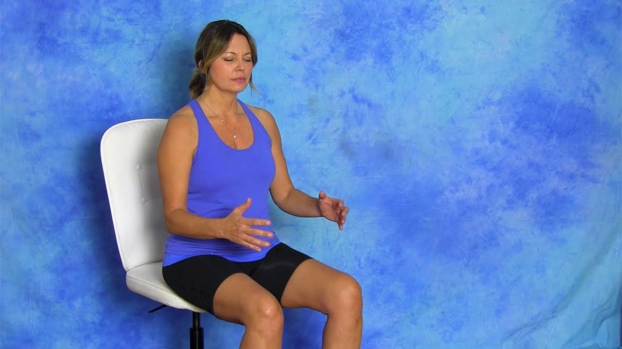 Pulling Qi Qigong Exercise for Knee Pain