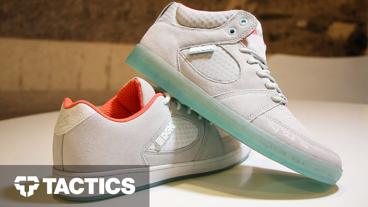 Skate shoes 2017 - Es X Dgk Collab Skate Shoes Review With Kelly Hart Don Brown Fall 2017 Tactics Com