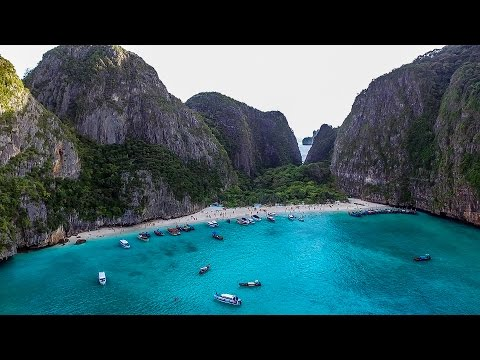 LEONARDO DICAPRIO'S MAYA BEACH?! - Ko Phi Phi, Thailand