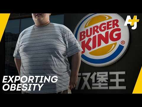 How The U.S. Is Exporting Obesity | AJ+