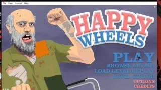 como descargar happy wheels y como jugar los niveles online