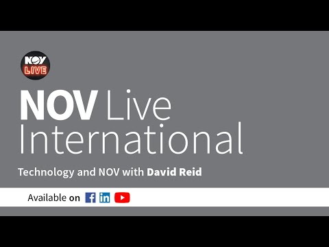NOV Live International - Technology and NOV