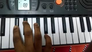 Notes of desham manade song