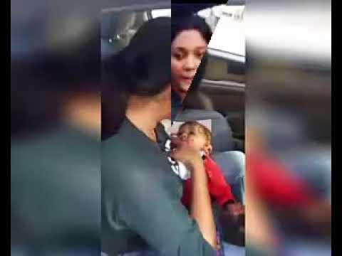 Download कार में बच्चे को दूध पिला रही थी महिला, क्रेन से उठा ले गई ट्रैफिक पुलिस