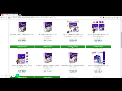 Find & Apply Lazada Voucher 100% FREE Using LazadaSaver