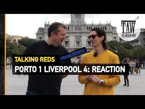 Porto 1 rpool 4: Reaction  Talking Reds