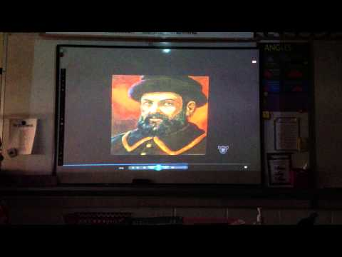 Interview with Ferdinand Magellan