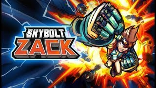 Skybolt Zack Game Play Walkthrough / Playthrough