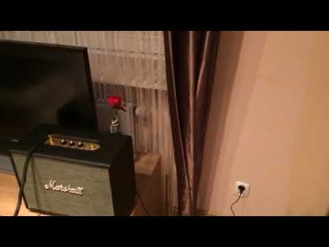 Bluetooth Marshall Woburn Sound test / Тест звука
