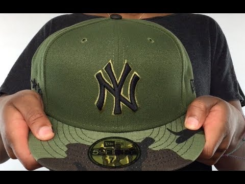0bcd3104dbac4 Yankees 2017 MEMORIAL DAY  STARS N STRIPES  Hat by New Era - YouTube