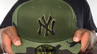 Yankees 2017 MEMORIAL DAY 'STARS N STRIPES' Hat by New Era