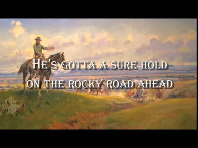 Ghost Horse - Lyric Video