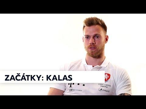 Začátky v repre: Tomáš Kalas