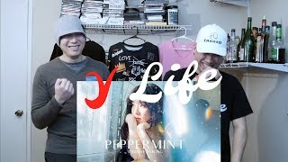Tiffany Young - Peppermint Reaction (LOL!! Nick wish he was Jolly St. Nick)