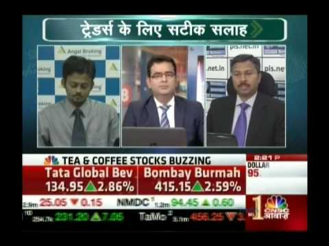 Kiran Jadhav, Technical Analyst, Precision Investment Services on CNBC Awaaz on 1st July 2016