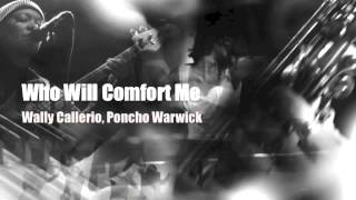 Who Will Comfort Me (Deep Funk Mix) - Wally Callerio, Poncho Warwick