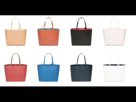 Review Of Mansur Gavriel Tote Bag Large Size