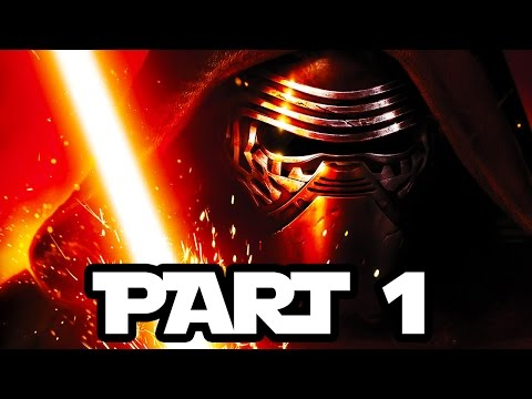 Star Wars Battlefront Gameplay Walkthrough Part 1 - INTRO, F