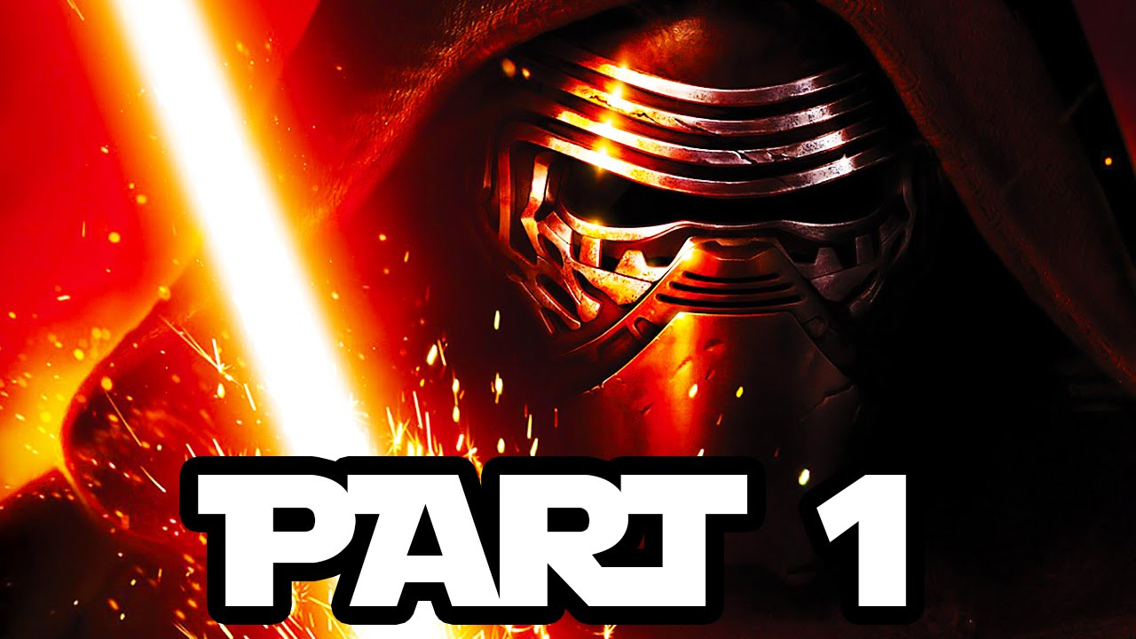 Star Wars Battlefront Gameplay Walkthrough Part 1 Intro