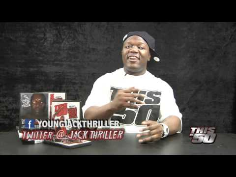 Young Jack Thriller (G Unit Comedian) Presents So Disrespectful Ep. 12 Thisis50.com