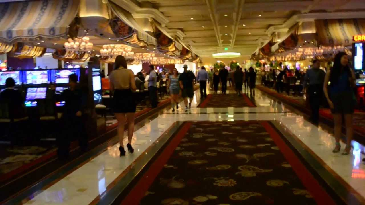 Working In Casino