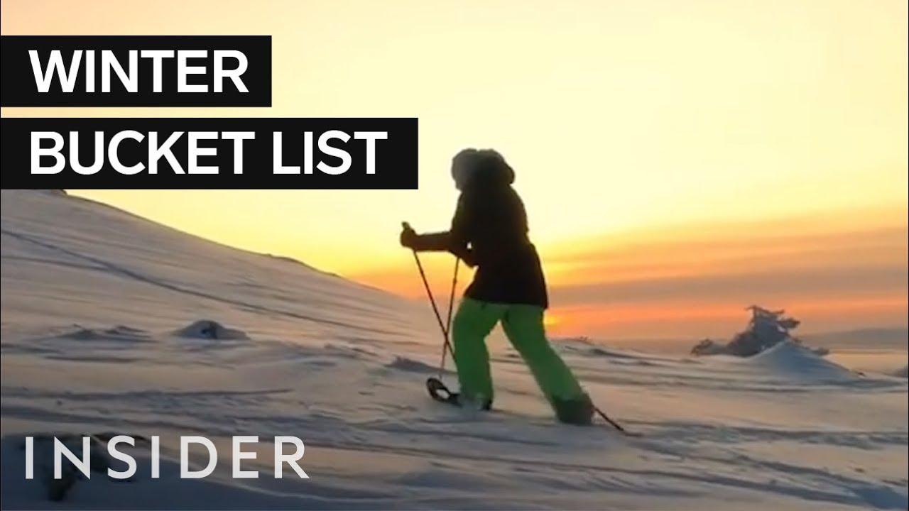 7 дестинации кои треба да ги ставите на листата на зимски патувања