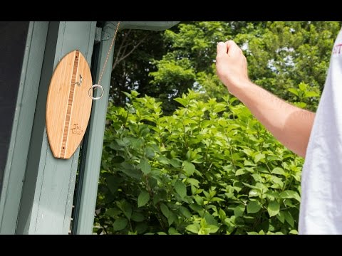 Tiki Toss - Hook & Ring Game