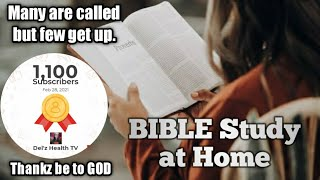 GOD's Word Is The Best Food For Our Soul. (Spiritual Health) #LS