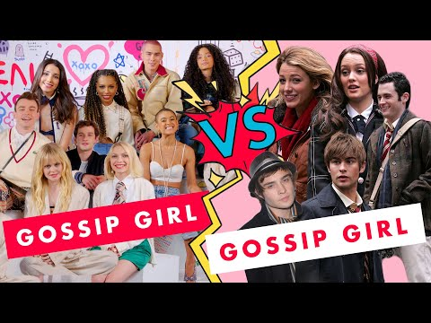 What Does the Cast of the New Gossip Girl Know About the Original Gossip Girl? | Cosmopolitan
