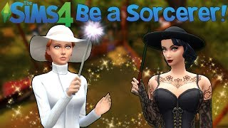 The Sims 4: Become a Sorcerer! (Mod Showcase)