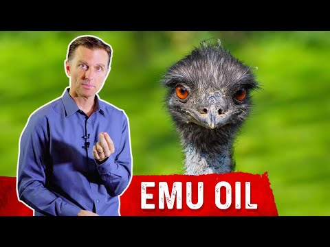 What Are the Benefits of Emu Oil?