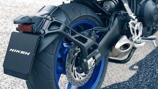 YAMAHA ने लांच की 3 पहियों वाली स्टाइलिश बाइक ! Yamaha Niken Bike ! फीचर्स होंगे काफी लाजवाब !