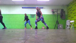 zumba routine to hit em up style by blu cantrell