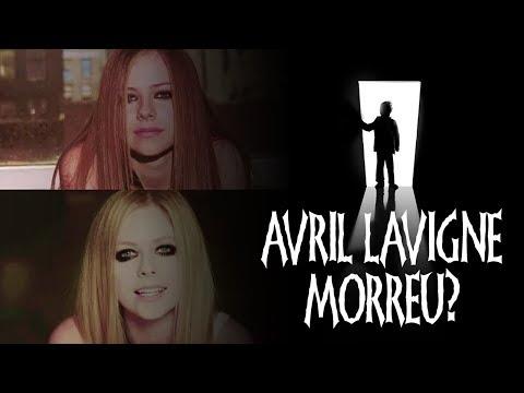 Avril Lavigne morreu e foi substituída por sósia?