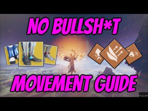Destiny 2 - No Bullsh*t Speedrunning Movement Guide (Destiny 2 Speedrunning) thumbnail