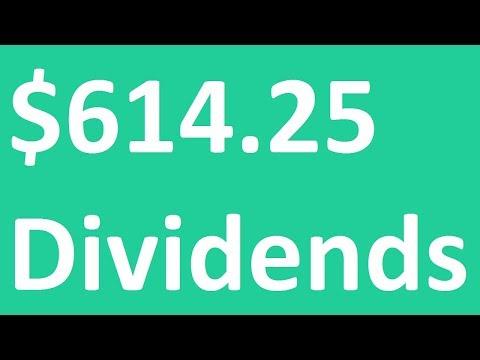 $614.25 Dividends Q3 2019 Robinhood Portfolio (September 2019) | Investing In Stocks For Beginners